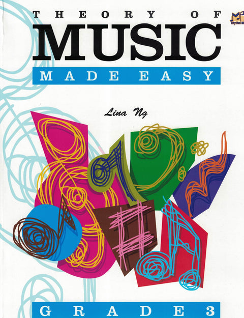 Theory of Music Made Easy, Grade 1-5