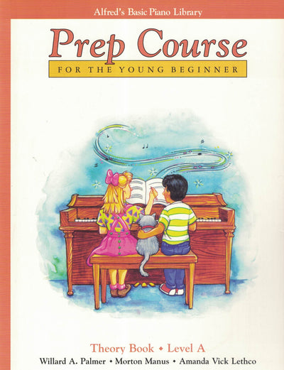 Prep Course | Basic Piano | Theory Book A-F