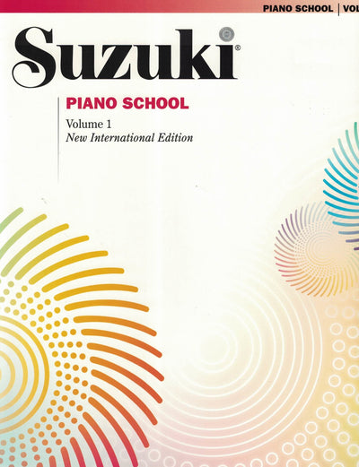 Suzuki Piano School | New International Edition Volume 1