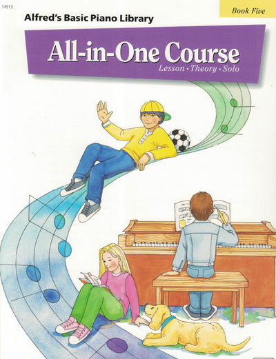 All In One Course | Book 5
