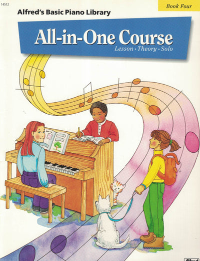 All In One Course | Book 4