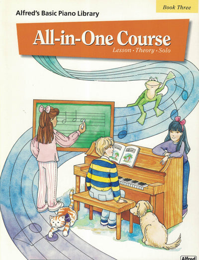 All In One Course | Book 3