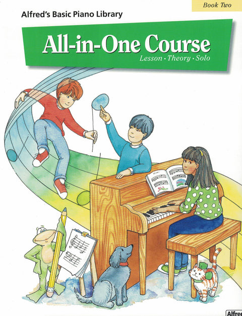 All In One Course | Book 2