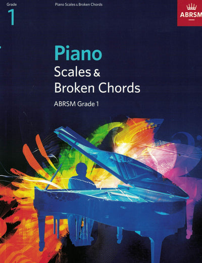 ABRSM: Piano Scales and Arpeggios [Grade 1-8]