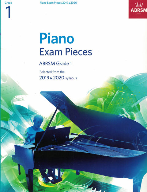 ABRSM: Piano Exam Pieces 2019 & 2020: Selected from the 2019 & 2020 syllabus [Grade 1-8]