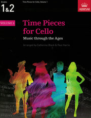 ABRSM: MORE TIME PIECES FOR CELLO,