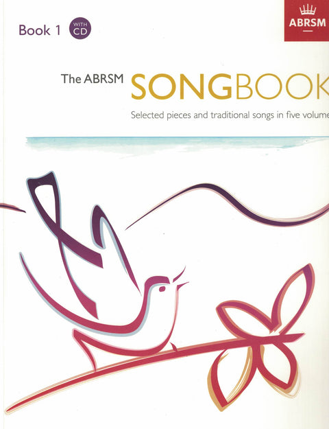 ABRSM: THE ABRSM SONGBOOK [Book 1-5]