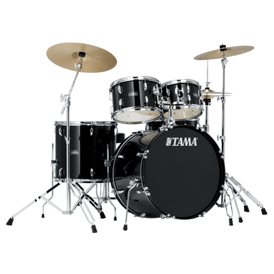 TAMA Stagestar SG52KH5-BK Drum Set - Cymbals not included