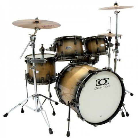 DRUM CRAFT SERIES8 - (CYMBALS NOT INCLUDED)
