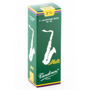 Vandoren Tenor Sax JAVA Reeds; Box of 5