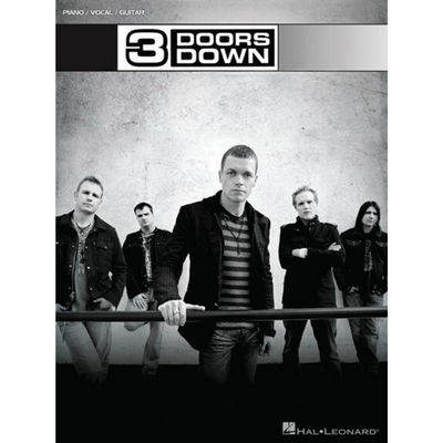 3 Doors Down, Piano/Vocal/Guitar Artist Songbook