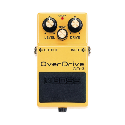 Boss OverDrive Pedal OD-3