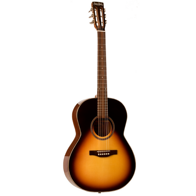 S&P Woodland Pro Folk Sunburst HG A3T 034581