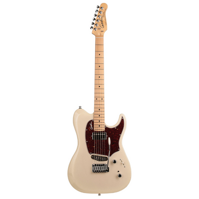 Godin Session Custom 59 Trans Cream HG RN 040964