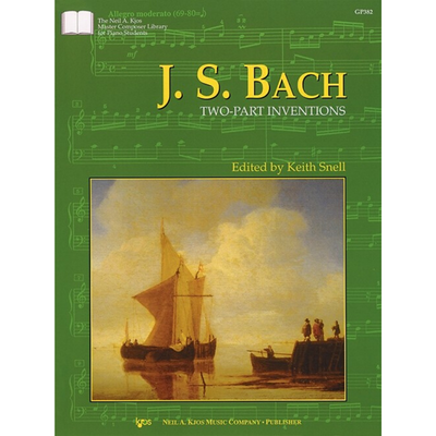 J. S. Bach - Two-Part Inventions