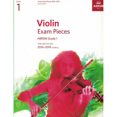 ABRSM: Violin Exam Pieces Grade 1