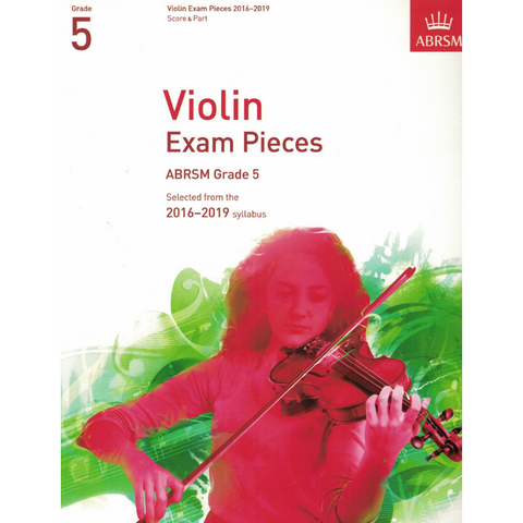 ABRSM: Violin Exam Pieces Grade 5