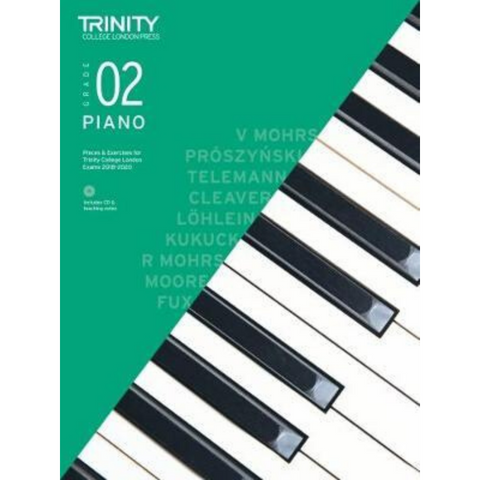 Trinity: Piano Pieces & Exercises Grade 2
