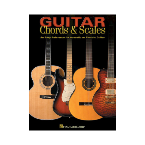 PREVIOUS NEXT GUITAR CHORDS & SCALES An Easy Reference for Acoustic or Electric Guitar