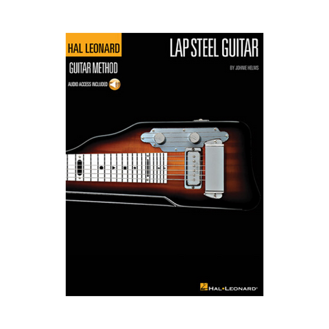 HAL LEONARD GUITAR METHOD - LAP STEEL GUITAR