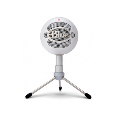 Blue Microphones Snowball USB Microphone Ice White