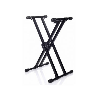 Bespeco - KS22 - Double Brached Pro Keyboard Stand