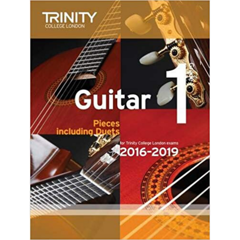 Trinity: Guitar Pieces Including Duets Grade 1