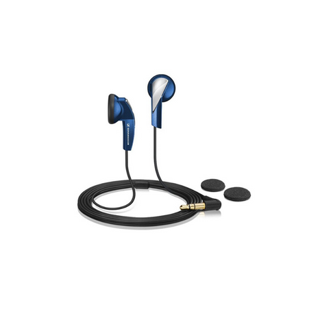 Sennheiser MX365 In-Ear Headset Blue