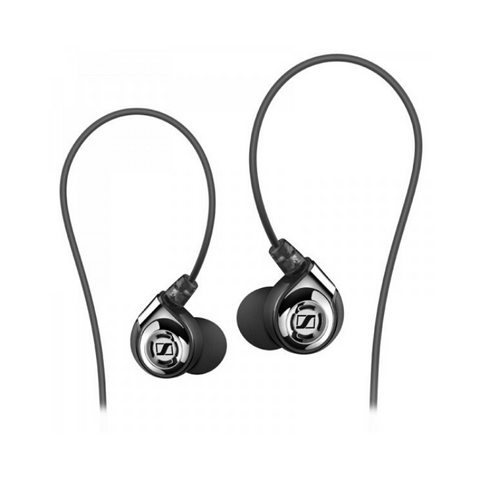 Sennheiser IE6 Blue 3.5mm Connector Earbud Headphones