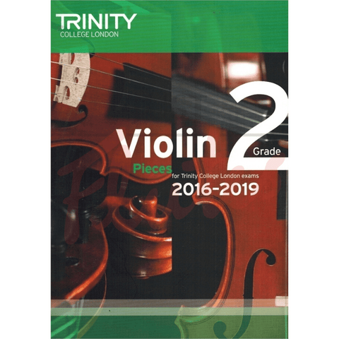 Trinity: Violin Pieces for Trinity College London Exams Grade 2