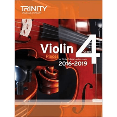Trinity: Violin Pieces for Trinity College London Exams Grade 4