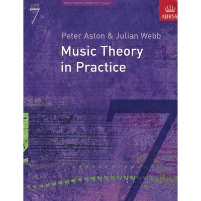 ABRSM: Music Theory in Practice Grade 7