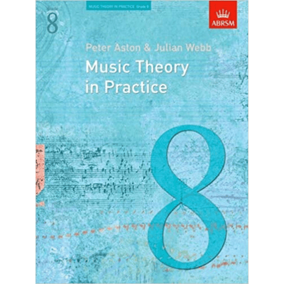ABRSM: Music Theory in Practice Grade 8