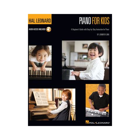 HAL LEONARD PIANO FOR KIDS
