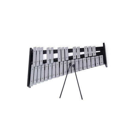 32Tones Notes Metal Xylophone Aluminum Plate
