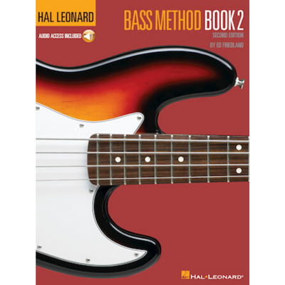 Bass Method Book 2 Second Edition (with CD)