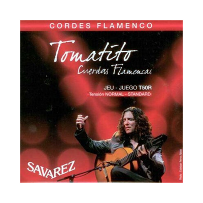 Savarez Tomatito T50R NT Flamenco Guitar Strings
