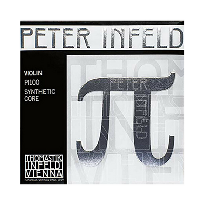 Thomastik Peter Infeld PI100 Violin Strings 4/4 medium
