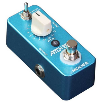 Mooer Pitch Box Harmony Pitch Shift Pedal