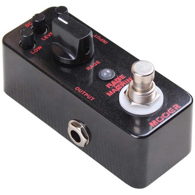 Mooer Rage Machine Metal Distortion Pedal