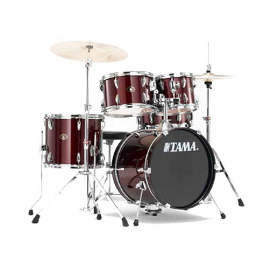 TAMA SG50H6C WR STAGESTAR DRUMKIT WINE RED (Cymbals not included)