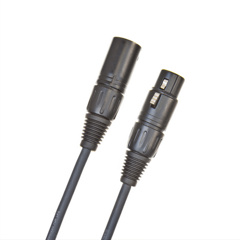 CLASSIC SERIES MICROPHONE CABLE 1/4-Inch to XLR, 25ft. PW-CMIC-25