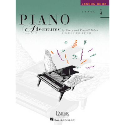 Piano Adventures Lesson Book 2nd Edition Level 5