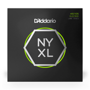 D'Addario NYXL45105 Nickel Wound Bass Guitar Strings, Long Scale, 45-105