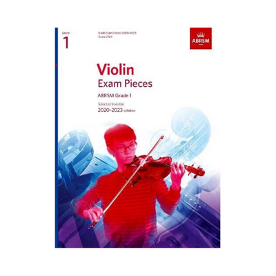 ABRSM: Violin Exam Pieces 2020-2023 Syllabus Score & Part