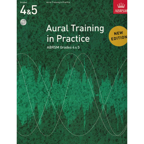 ABRSM: Aural Training in Practice Grades 4&5