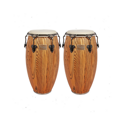 Tycoon Percussion TSCG-120BC/S - 1 Pair of Congas