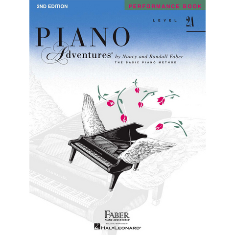 Piano Adventures 2nd Edition Performance Book Level 2A