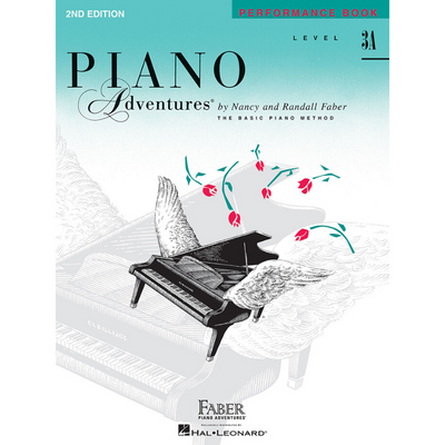 Piano Adventures 2nd Edition Performance Book Level 3A