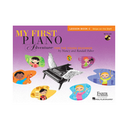 My First Piano Adventure for the young beginner by Nancy and Randall Faber